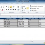 Export a list of virtual machines to Excel or CSV