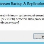 Installing Veeam Backup & Replication Free 7.0