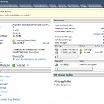 Virtual machine disks consolidation is needed