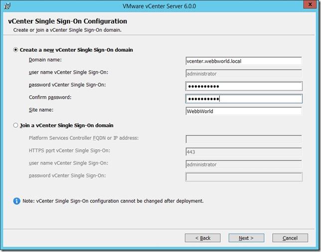 SSO_Configuration